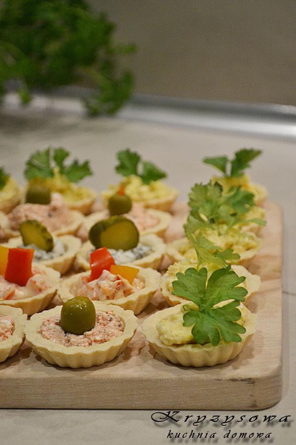 Kryzysowa Kuchnia Domowa Imprezowe Menu Czyli Przekąski