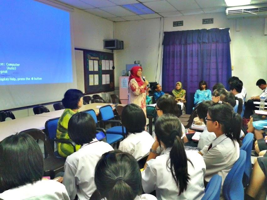 Aku Janji Pelajar PPU 2013 & Penyerahan Baucer Buku Rakyat 1 Malaysia