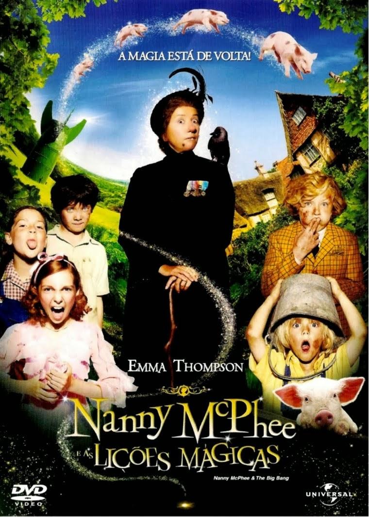 Nanny McPhee e as Lições Mágicas – Dublado (2010)