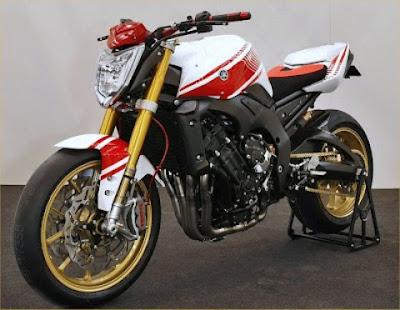 Foto modif motor Vixion - exnim.com