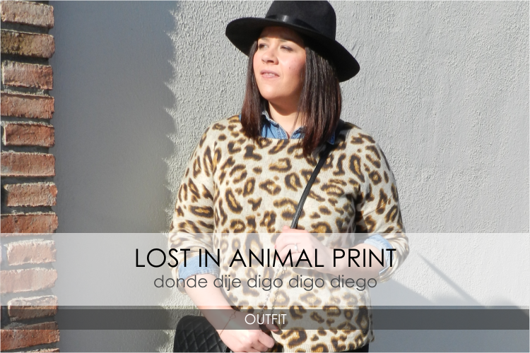 Lost in Animal Print · OUtfit