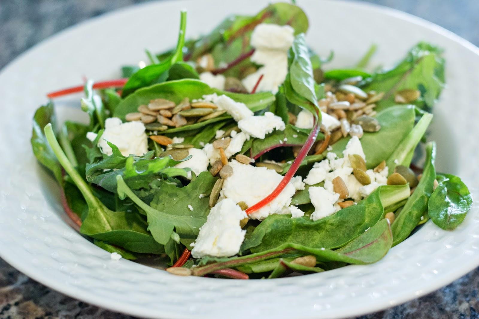 Cooper & Chloe: Power Salad