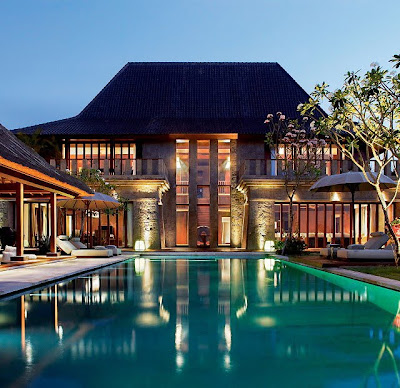 Hotel Bulgari Resort en Bali Pennsula de Jimbaran, Indonesia