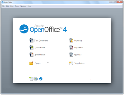 Apache OpenOffice 4.0.1 Gratis Full Version