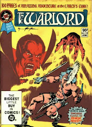 DC SPECIAL BLUE RIBBON DIGEST #10 THE WARLORD BY MIKE GRELL!