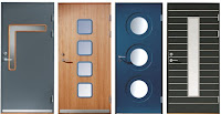 Contoh Desain Pintu Minimalis Moderen 2013