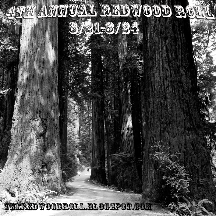 THE REDWOOD ROLL