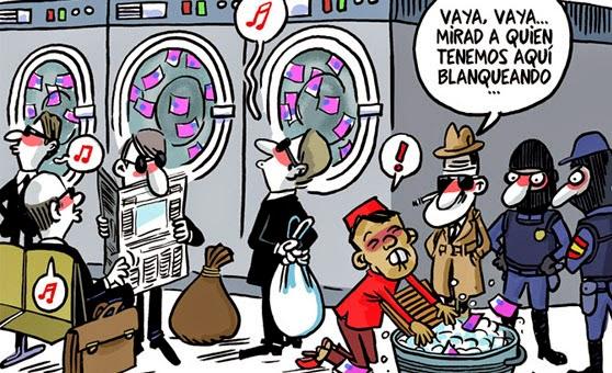 Ley blanqueo capitales en consultasinmobiliarias.blogspot.com