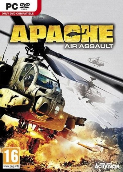 Free Download Game Apache Air Assault [Full Version]