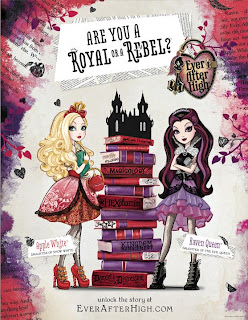 Ever After High Applewhite