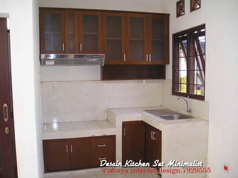 Contoh Desain Dapur