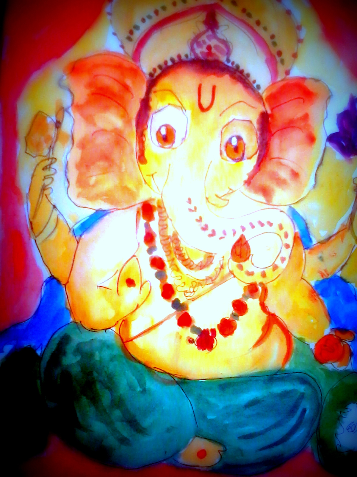 photo Short Essay On Ganesh Chaturthi F estival For Kids In Hindi