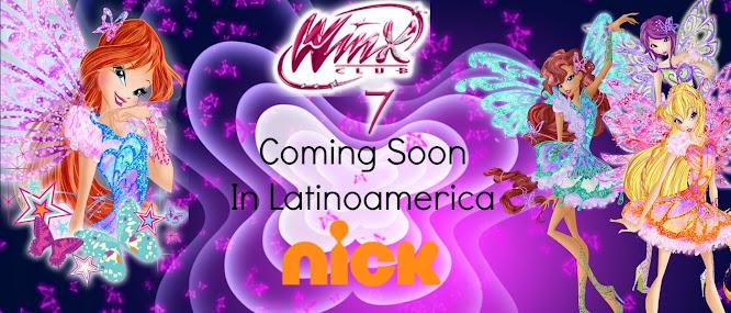 Winx 7 Anuncio