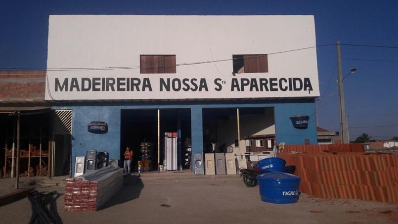 MADEIREIRA NOSSA SENHORA APARECIDA NA BR-104 EM AGRESTINA TEMOS TUDO PARA SUA CONSTRUÇÃO