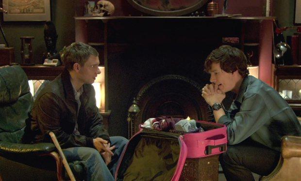Watch Sherlock - Season 1 Episode 01: A Study in Pink ...