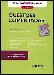 Questões Comentadas - Coleção OAB Nacional.