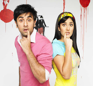 Katrina Kif And Ranbir Kapoor geeting Married