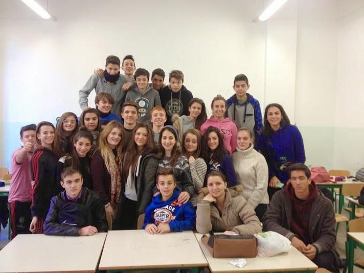 Partner team in Italy 9-13 December 2013