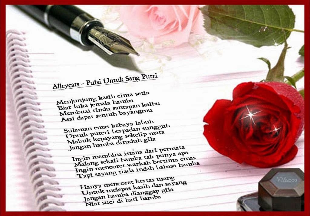 Puisi Cinta Paling Romantis