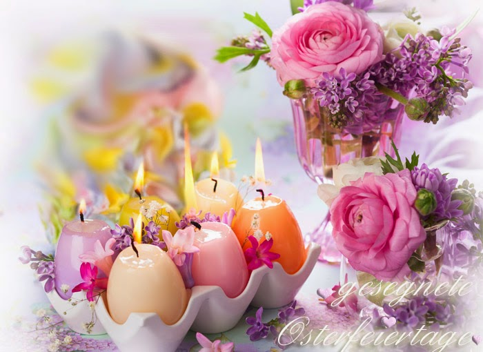 gesegnete Ostern