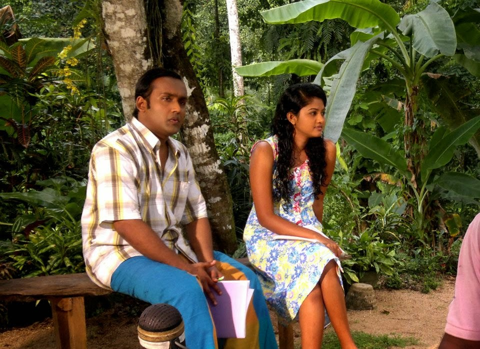 sl tele drama On Location