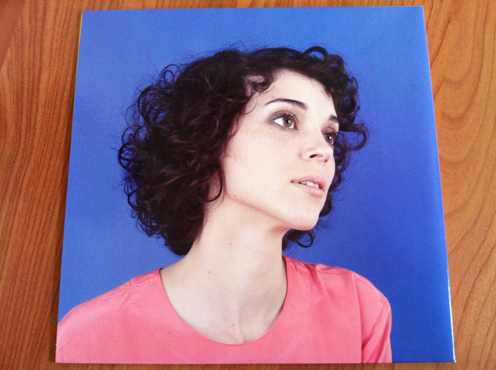 Indie Vinyl Reviews St Vincent Actor