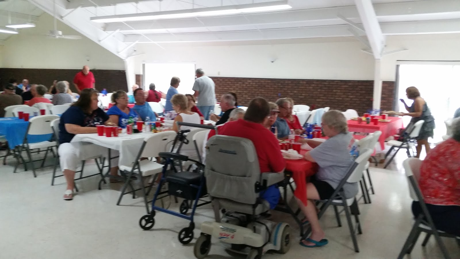 4TH OF JULY PICNIC 2015