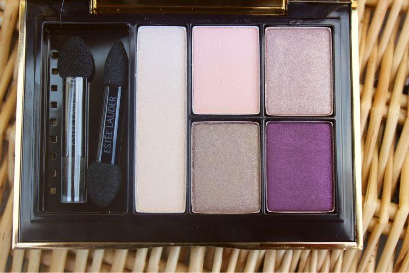 Estee Lauder Pure Color Envy Eyeshadow Palette in Currant Desire