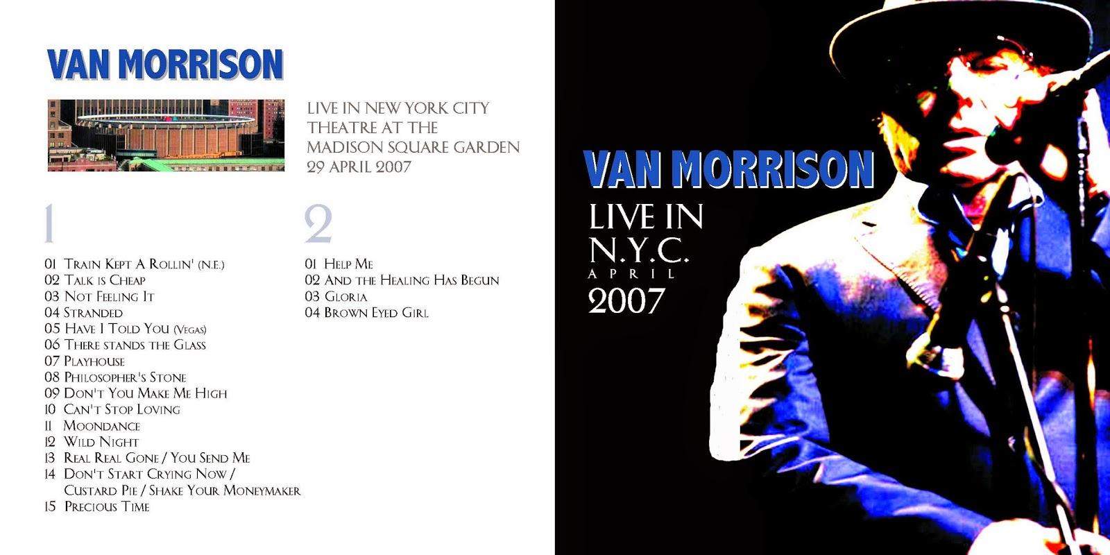 World Of Bootlegs Bootleg Van Morrison The Theater