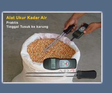 Moisture Meter (Alat Ukur Kadar Air)