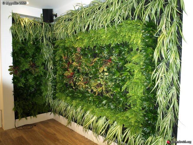 Bicheler el blog de bris jardines verticales for Jardines verticales de exterior