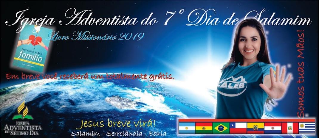 Igreja Adventista do Sétimo Dia - Salamim - Ba