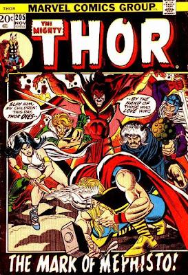 Thor 205, Mephisto