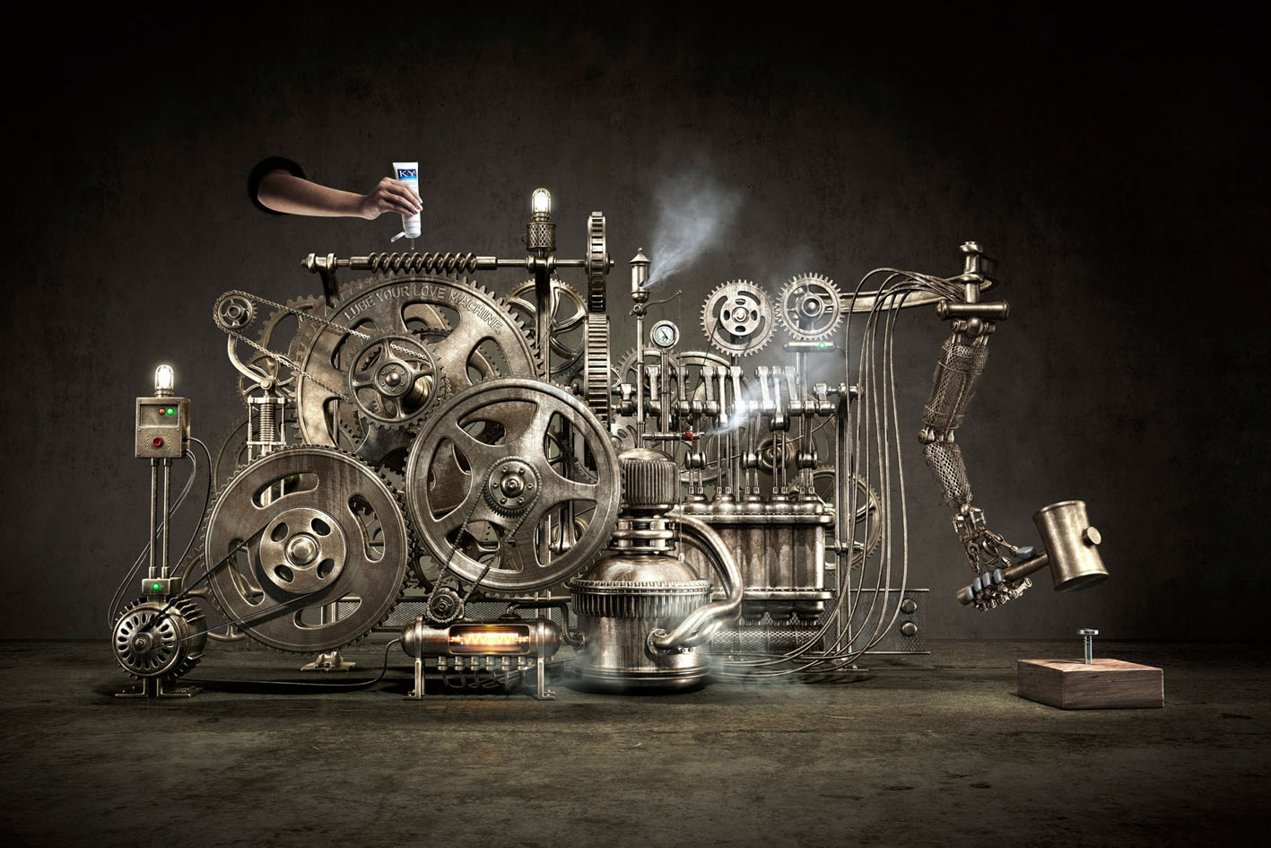 we the machine