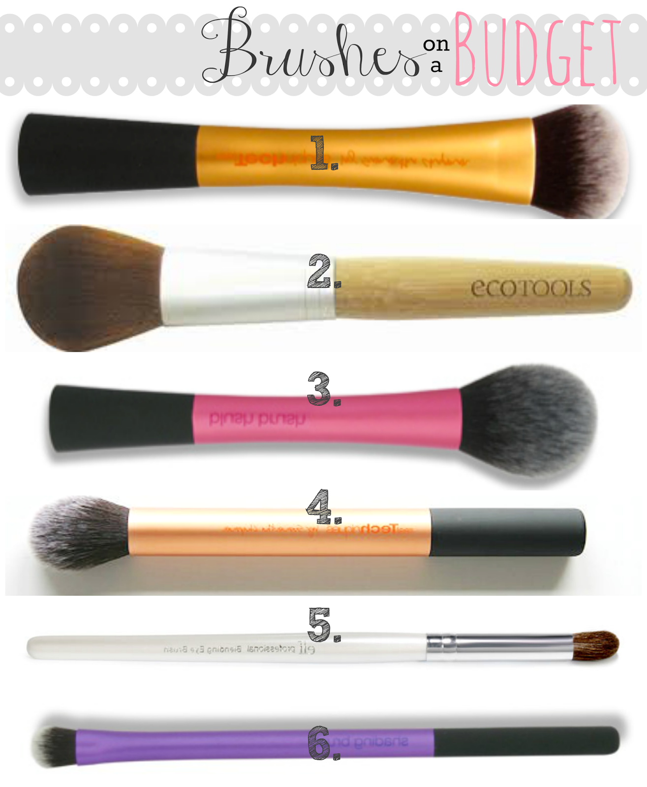 How To Use Quo Makeup Brushes | Solution for how to for dummies