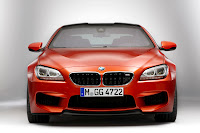2012 all-new BMW M6 Coupé F12 official press picture