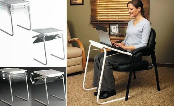 Table Mate Folding Table Is An Amazing Furnishing That Can Be Used For  Various Purposes. It Is A Great Looking Portable Table That Can Be Carried  Along With ...