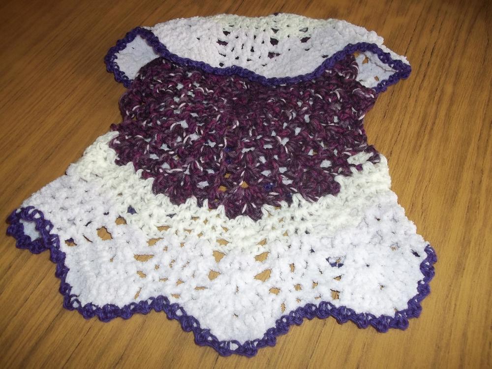 Chalecos redondos tejidos a crochet patrones - Imagui