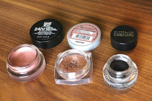 top drugstore eyeshadows