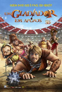 Um Gladiador em Apuros – Dublado (2012)