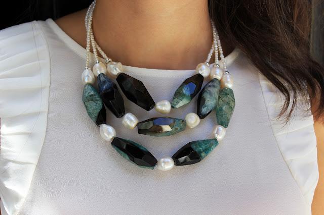 statement necklace blog