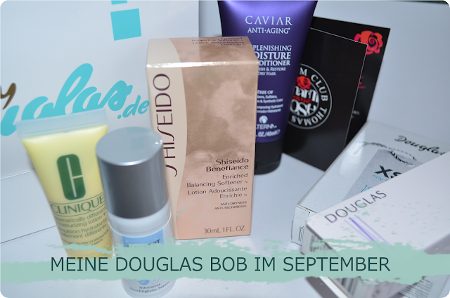 Douglas Box of Beauty im September