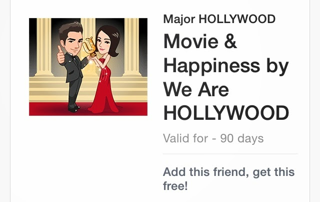 Movie & Happiness by We Are HOLLYWOOD
