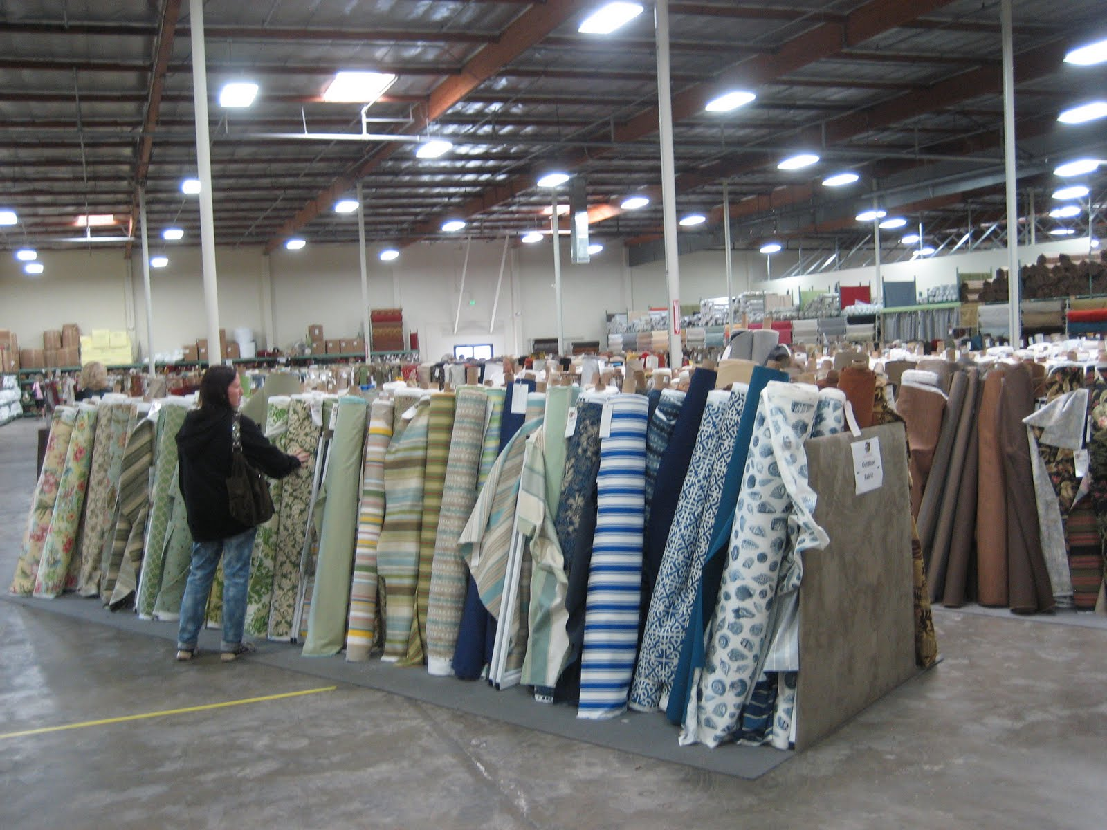 wesew omg super new fabric warehouse