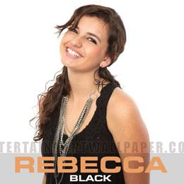 Rebecca Black öltöztetős játék