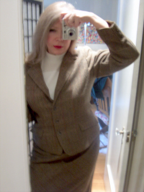 Tweed Suits M-J