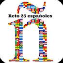 Reto 25 Españoles 2019