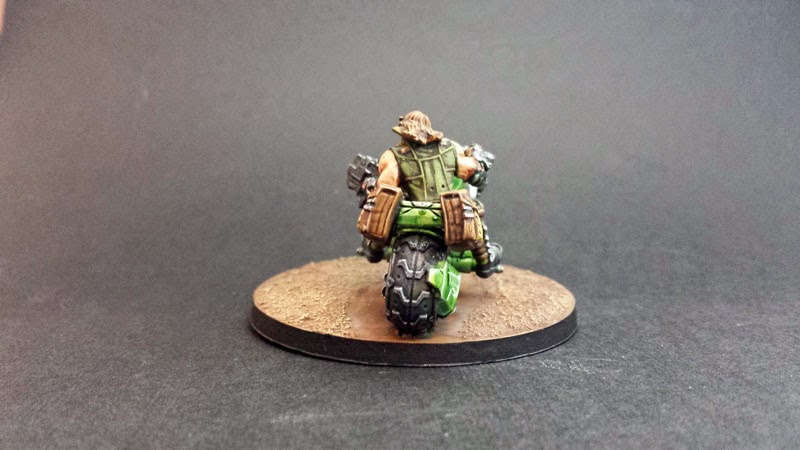KUM MOTORIZED TROOPS - HAQQISLAM - INFINITY THE GAME 5