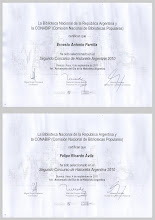 Diplomas ganadores