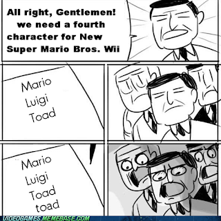 new super mario bros wii Morning LOL   New Super Mario Bros. Wii Characters